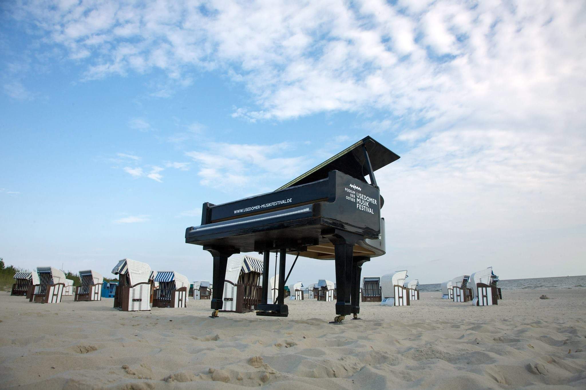 Usedomer Musikfestival lädt zu Hörreisen ein