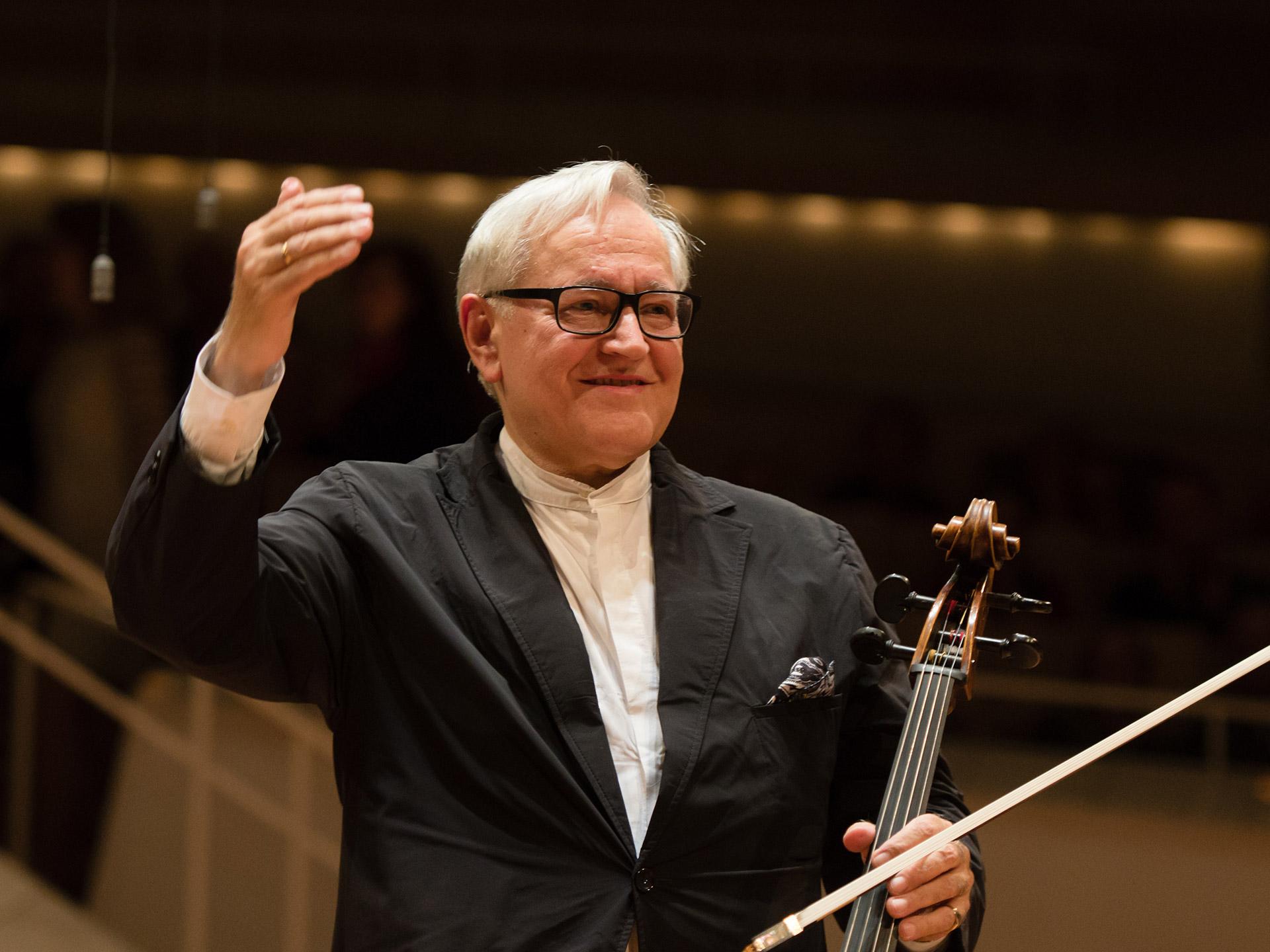 Cellist David Geringas: In aller Welt unterwegs