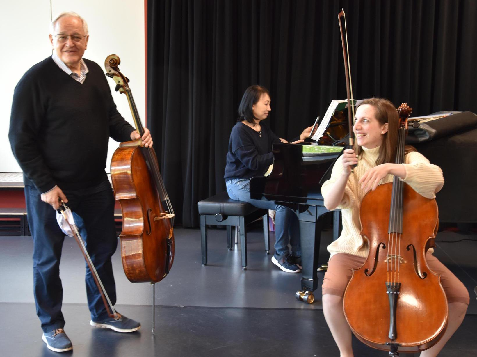 Interlaken Classics – Warum Cellisten hier an Brahms denken sollen