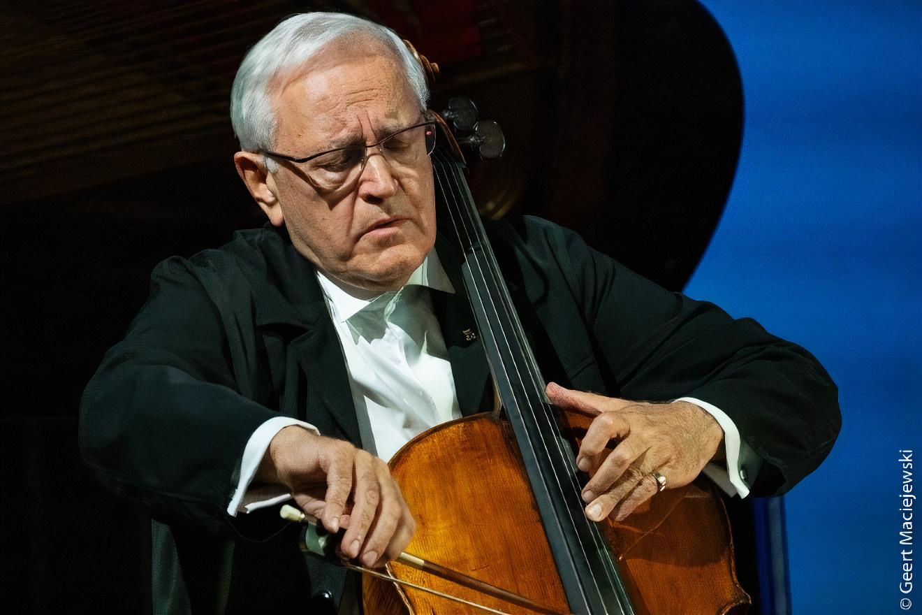 SEETELHOTELS   Die SEETELHOTELS gratulieren dem litauischen Cellisten, Pädagogen und Dirigenten David Geringas zum 75. Geburtstag