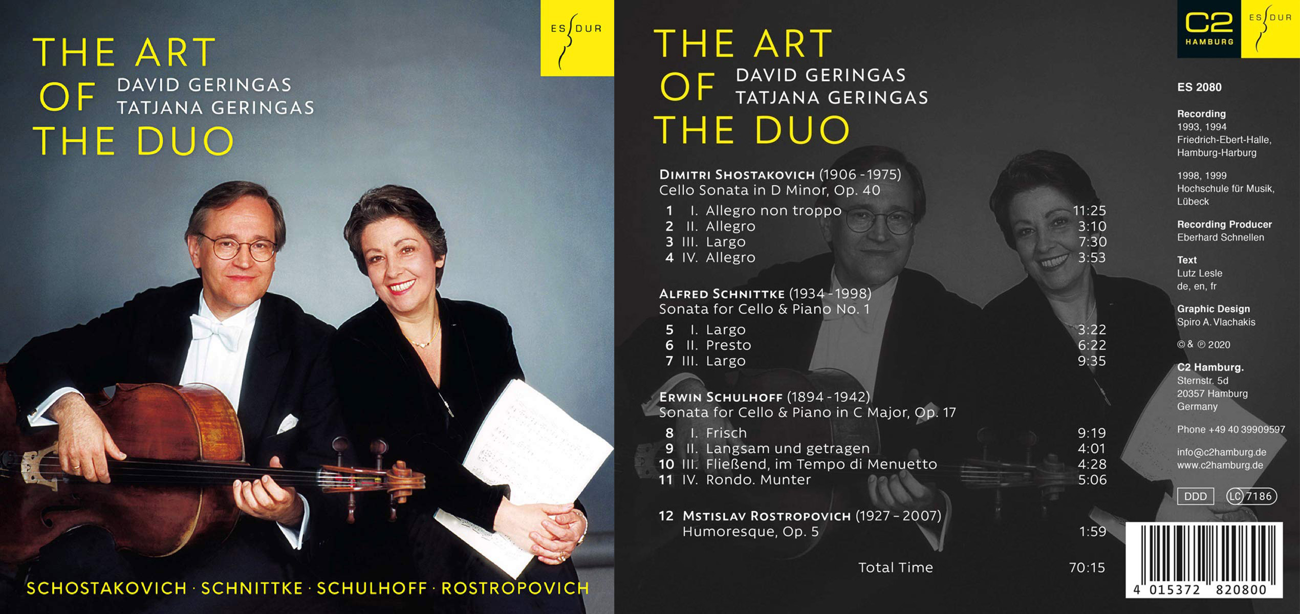 Pizzicato | The Art Of The Duo