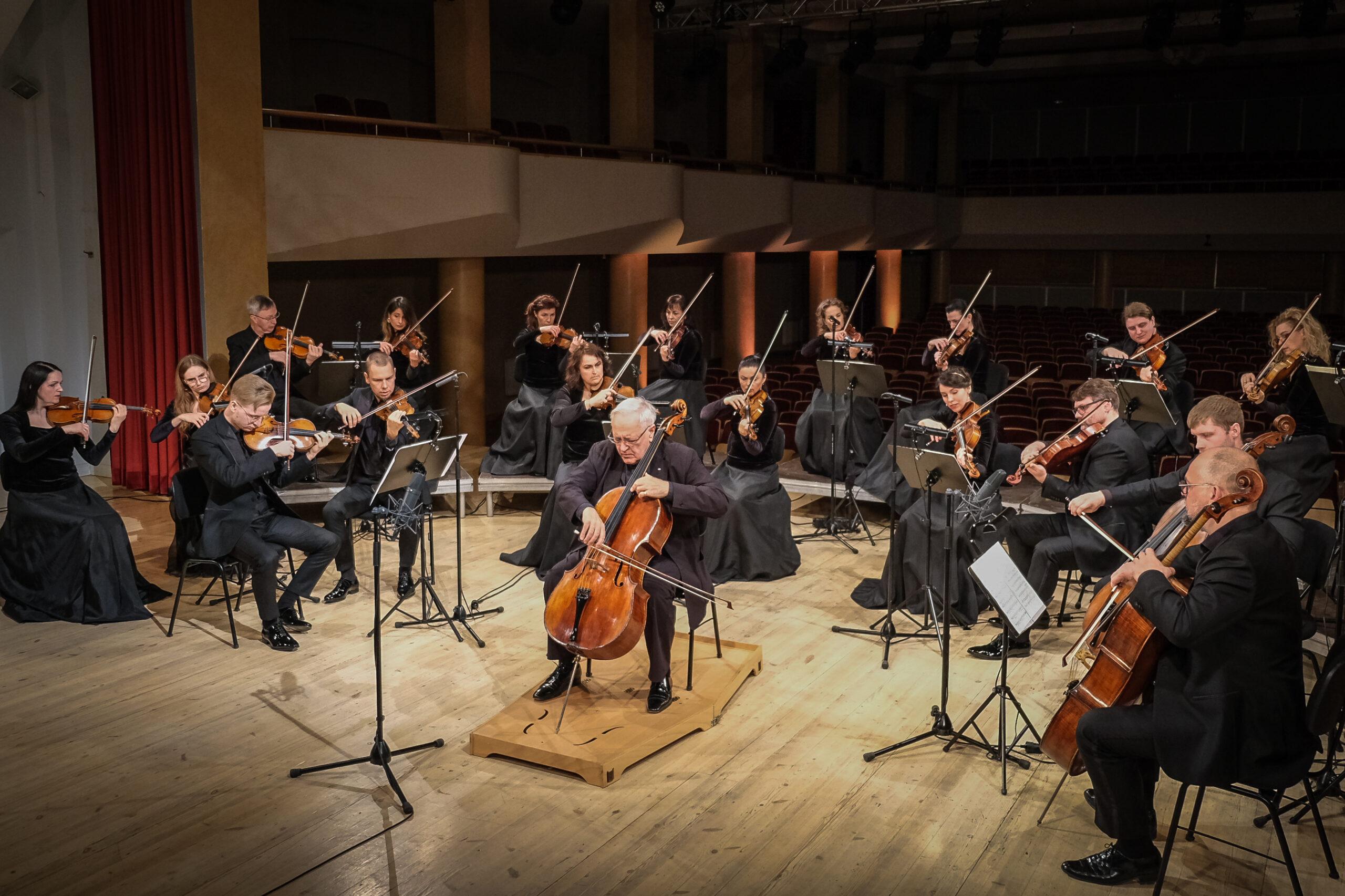 Banga | Klaipėdos kamerinis orkestras pristatys Lietuvą muzikos festivalyje Vokietijoje