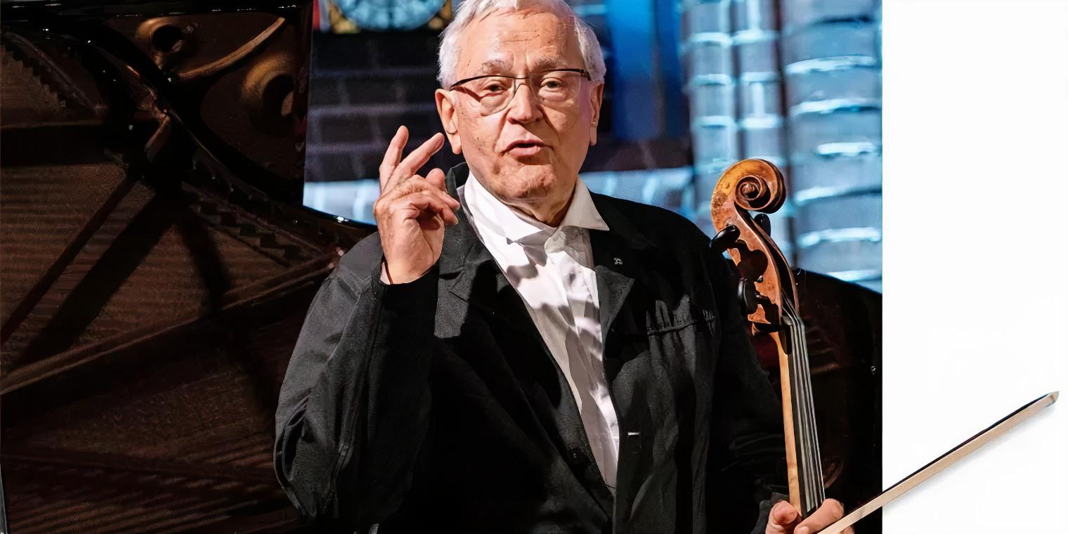 Opera News | Usedomer Musikfestival: Cellist David Geringas gibt sieben Konzerte