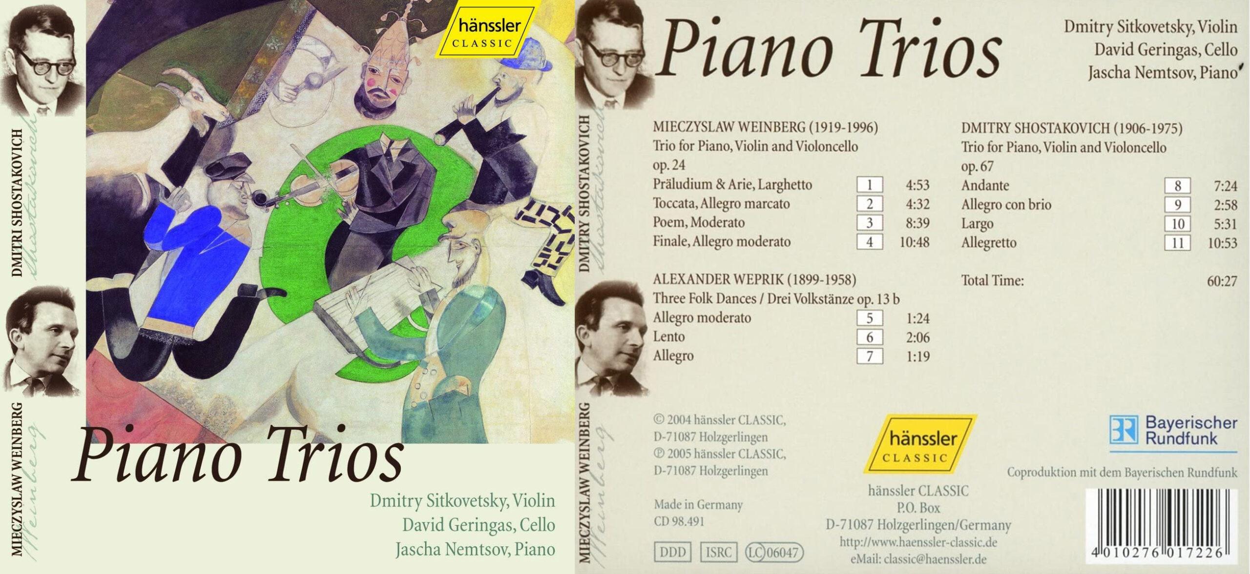 BBC Music Magazine | Piano Trios