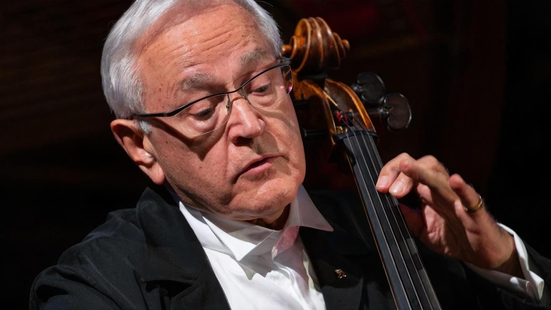 ZEIT ONLINE | Star-Cellist bei Musikfestival: jedes Konzert ein Highlight