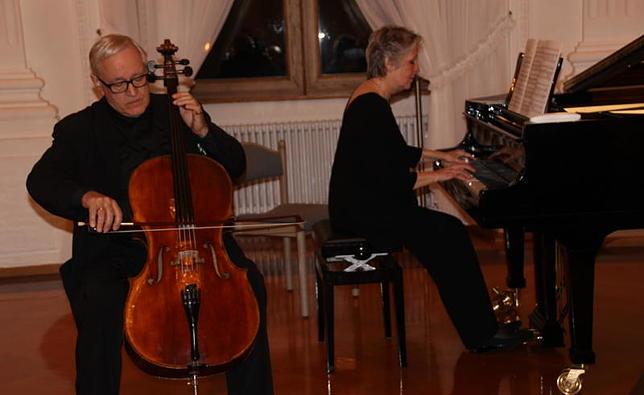 SÜDKURIER   Auftritt von Tatjana Schatz-Geringas und David Geringas war ein Höhepunkt des Festivals Music Island
