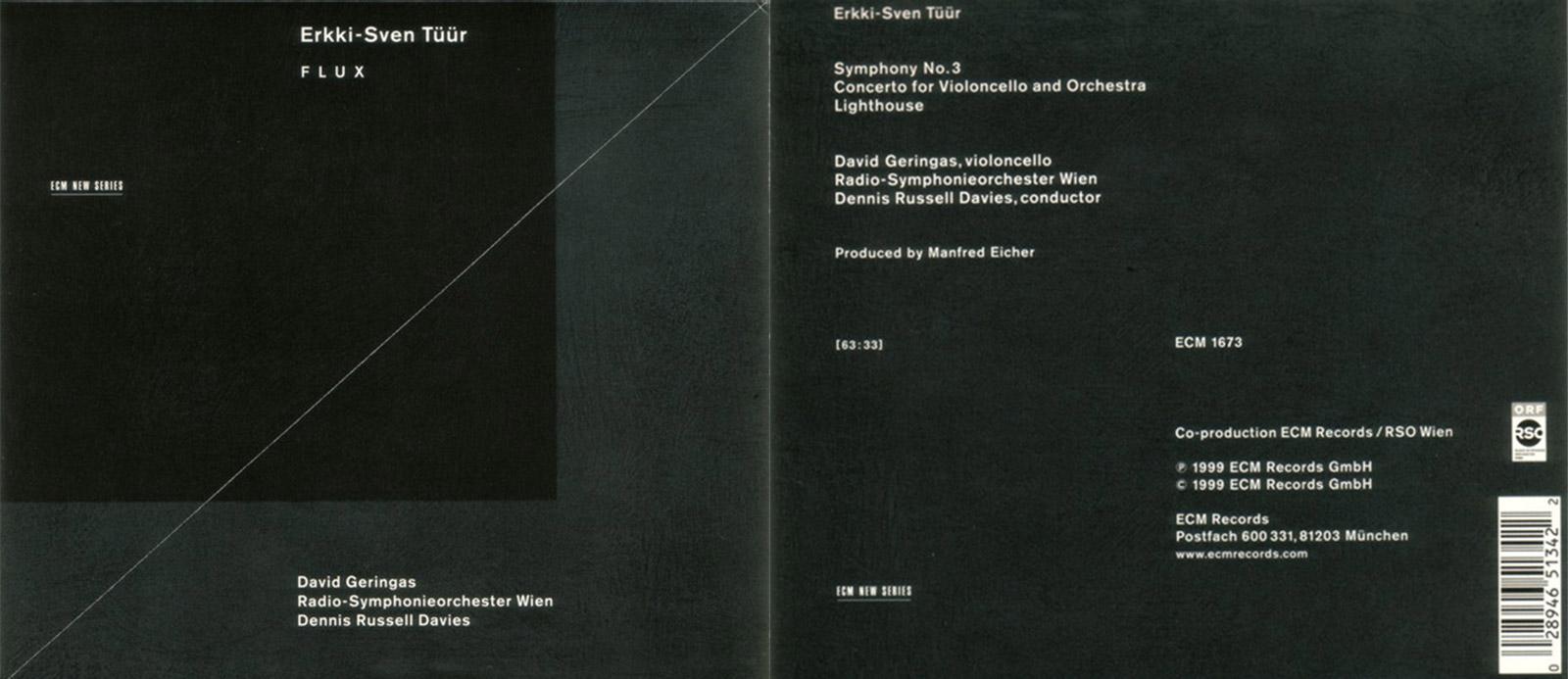 MusicWeb International | Erkki-Sven TÜÜR | by Hubert Culot