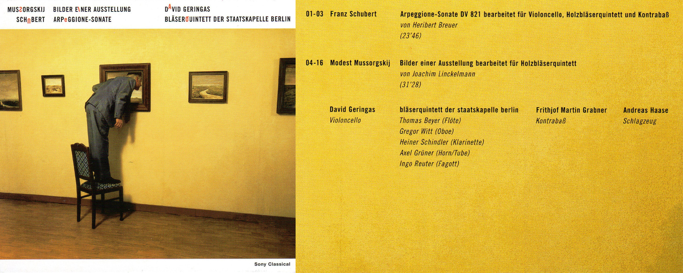RONDO | Franz Schubert, Modest Mussorgski