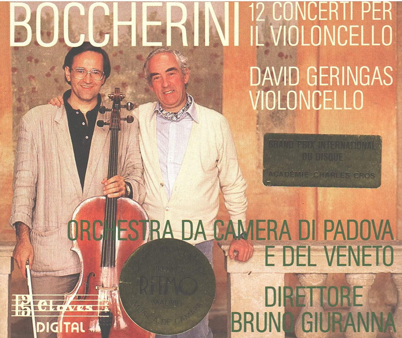 MusicWeb International | Luigi BOCCHERINI