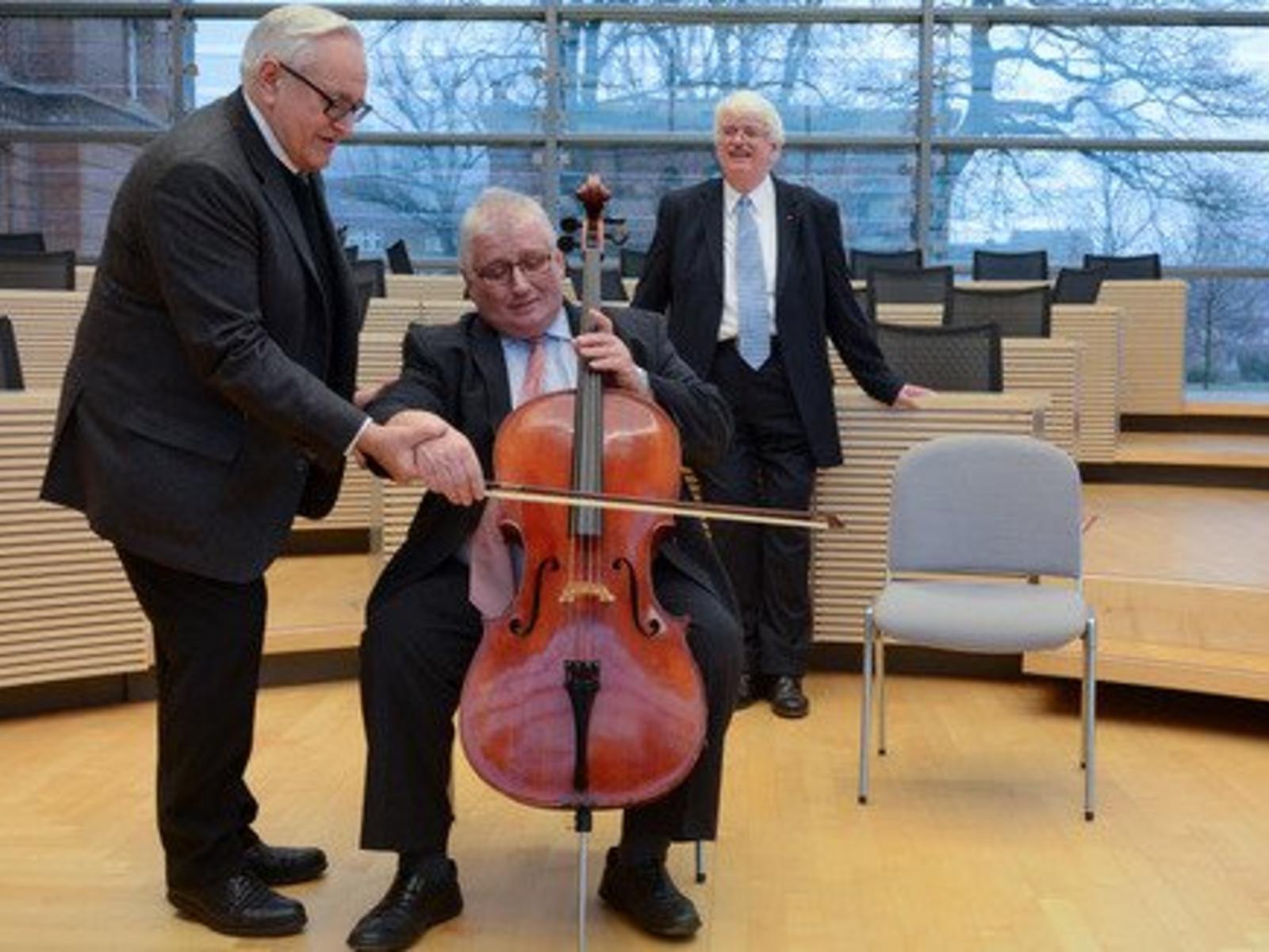Kieler Nachrichten | Der Cello-Ton geht direkt ins Herz