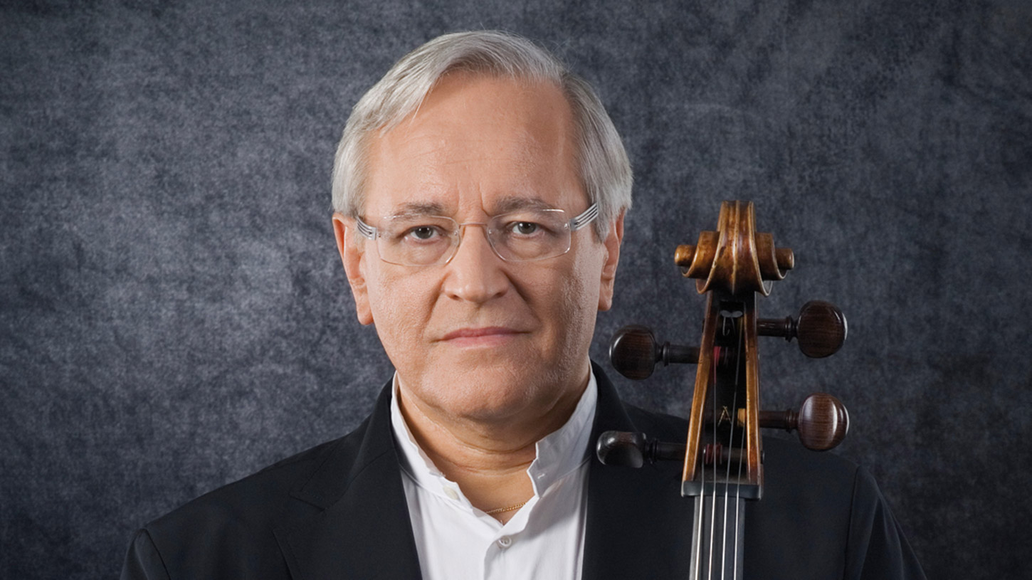 The Washington Post | Review of David Geringas's recital at National Gallery