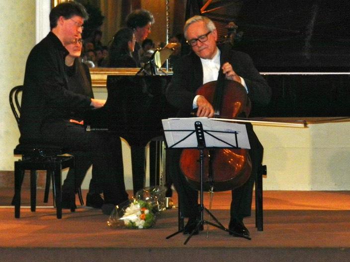 Jungfrau Zeitung | Musikalische Sternstunde mit David Geringas